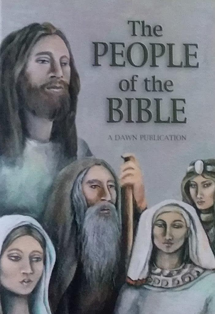 The People of the Bible Cover Image